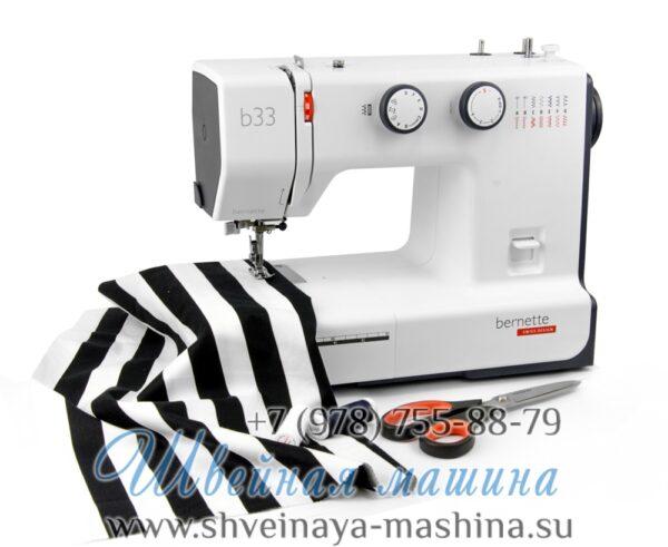 Швейная машинка Bernette B33