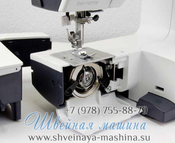 Швейная машинка Bernette B33 катушка