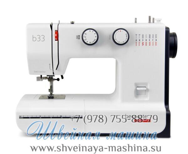 Швейная машинка Bernette B33 фото