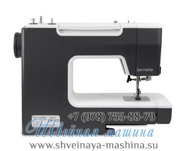 Швейная машинка Bernette B33 задняя стенка